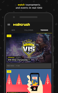 Mobcrush: Livestream Games Screenshot