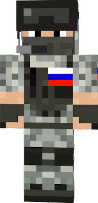My new version of russian solider