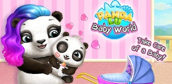 Panda Lu Baby Bear World - New Pet Care Adventure