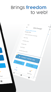DNS Changer Pro Mod Apk 1230lgr (Full Unlocked + No Root) 2