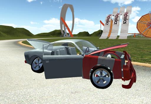Crash Car Driving