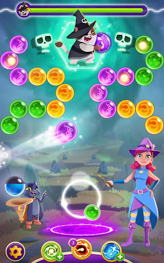 Bubble Witch 3 Saga 4.12.4 screenshots 12