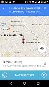 Barcelona City Guide screenshot 4