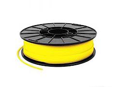 NinjaTek NinjaFlex Sun Yellow TPU Filament - 2.85mm (0.5kg)