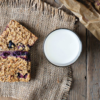 Aoife Hearne's Baked Berry Squares