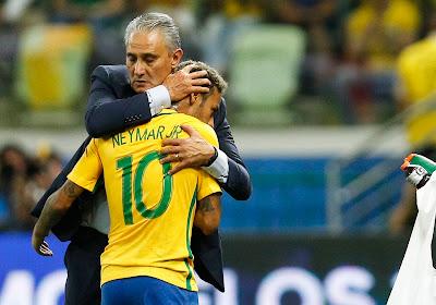 Neymar huilend van het veld, Copa America in eigen land gaat aan hem voorbij