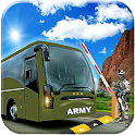 Drive US Army Officer Bus icon