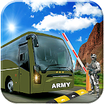 Drive US Army Bus Check Post Icon