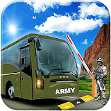 Drive US Army Bus Check Post