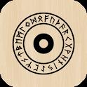 Runic Divination - Elder Futhark Runes Tarot icon