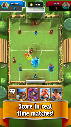 Soccer Royale 2018, the ultimate football clash! 1.0.2 mod screenshots 1