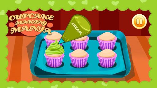 Cupcake Making Mania