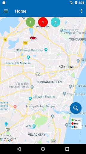 Vehicle Monitoring System screenshots 2