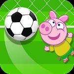 Goalkeeper Piggy Free - Kids ⚽ Icon
