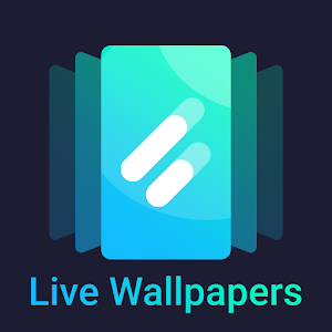 4k Live Wallpapers HD Backgrounds 1.2.0 by Digital Upground Themes logo