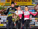 Geteisterde Alicia Franck wint in Otegem