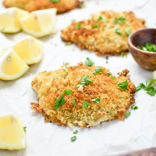 Crispy Baked Fish Recipe
