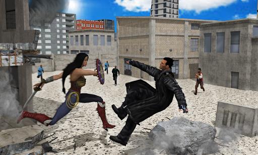 Wonder Girl Fighting & Survival 1.0 {cheat|hack|gameplay|apk mod|resources generator} 4