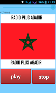 radio agadir plus- screenshot thumbnail
