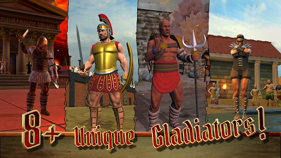Gladiator Bastards- screenshot thumbnail