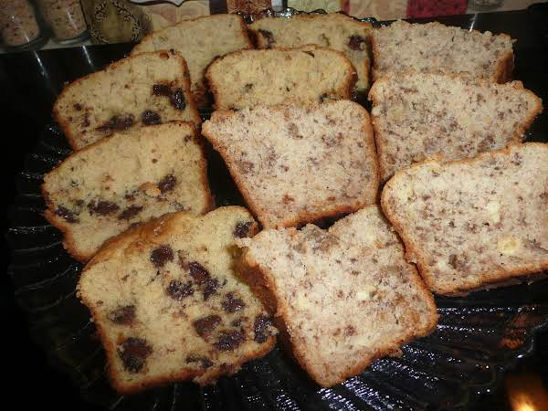Banana Cinnamon Mini Loaves Recipe