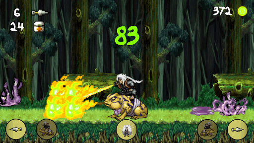 Shinobi Ninja Battle APK MOD – ressources Illimitées (Astuce) screenshots hack proof 1
