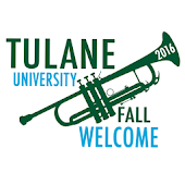 Tulane University Fall Welcome