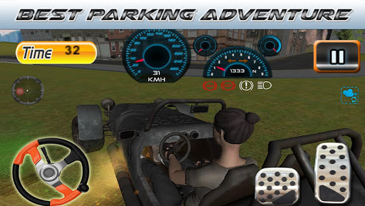 Parking Revolution: Super Car Offroad Hilly Driver 1.0 screenshots 9