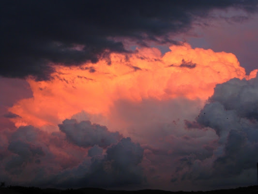 Dipinto nel cielo. di nanu69