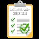 Lailatul Qadr Checklist (app)