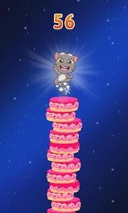 Talking Tom Cake Jump 1.2.6.331 Mod + Data for Android 1