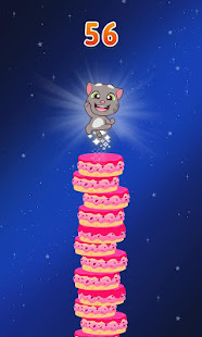 Download Android Game Talking Tom Cake Jump for Samsung