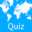 World Countries Map Quiz - Geography Game icon