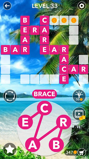 Word Cross Puzzle : English Crossword Search screenshot 4