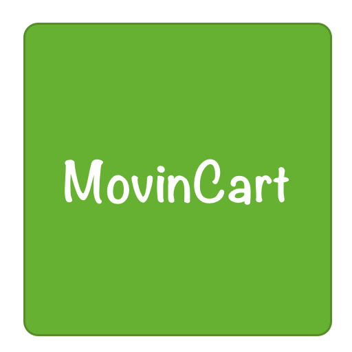 MovinCart-Grocery Shopping App 購物 App LOGO-硬是要APP