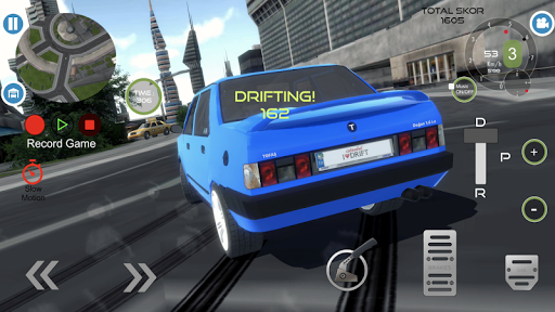 Tofaş Drift Simulator screenshot 2