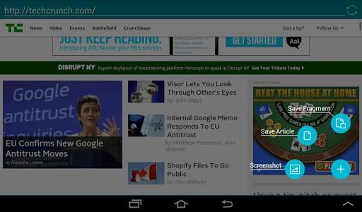 Nimbus Clipper - Clip and Scan 8.3 screenshots 10