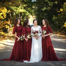 Wedding photographer Ruslana Kim (ruslankakim). Photo of 23.10.2018