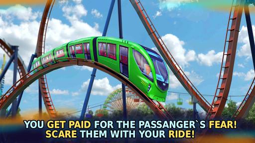 Roller Coaster Train Simulator for PC