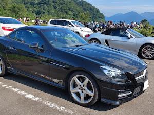 SLK R172 SLK200 AMGスポーツパッケージ 2014年式のカスタム事例画像 もりぃさんの2019年07月28日15:16の投稿