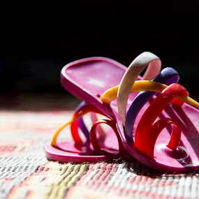 Sandles by Kamran Khan - Artistic Objects Other Objects ( shoes, swat photography, fashion, sandles, kids foot wear )
