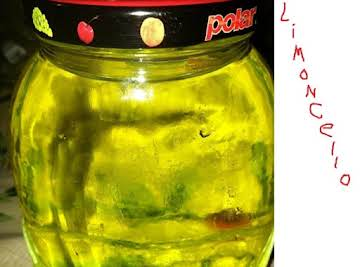 Limoncello and Arancello (lemon and orange liquers)