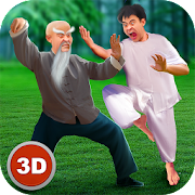 Tai Chi Fighting Warrior Simulator