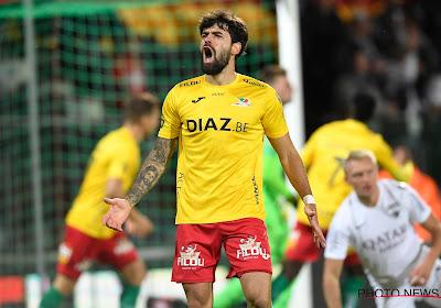 Fernando Canesin Matos verlaat KV Oostende voor Athletico Paranaense