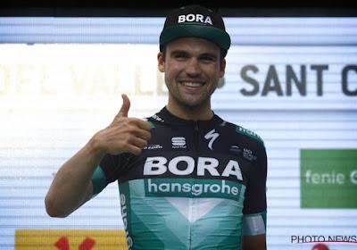 Maximilian Schachmann wint openingstijdrit in Ronde van het Baskenland
