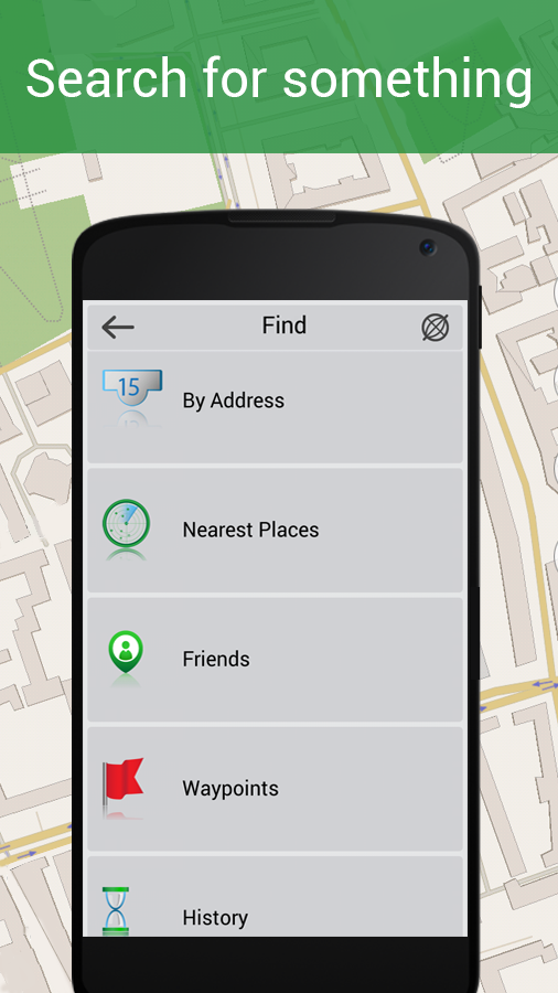 Navitel Navigator GPS & Maps - screenshot