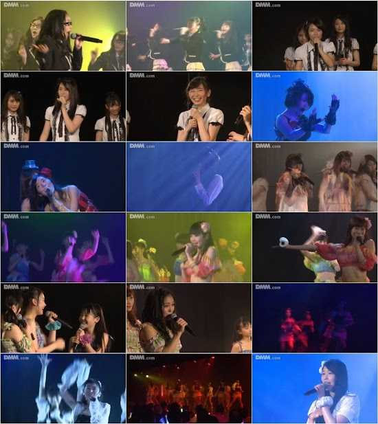 (LIVE)(公演) SKE48 チームS 「制服の芽」公演 160510