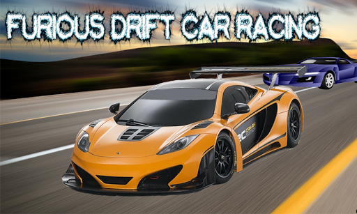 Furious Drift Car Racing