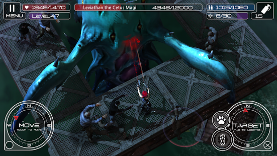 the SilverBullet - screenshot