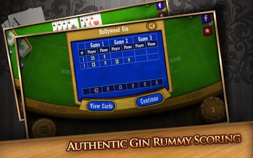 Gin Rummy  screenshots 14